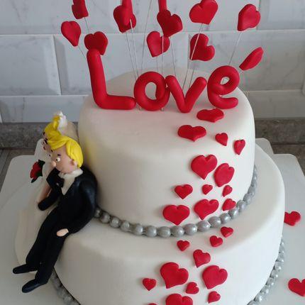 Торт Жених и Невеста, цена за 1 кг