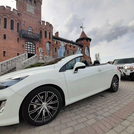 Автомобиль Peugeot 308 сс в аренду, 1 час