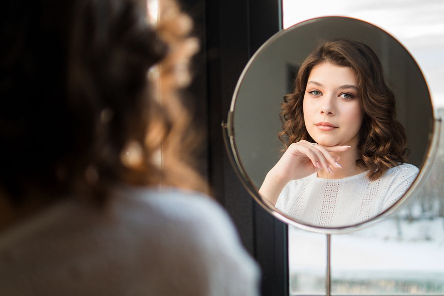 Фото 19751217 в коллекции Сияющий макияж - Визажист-стилист Ксения Родина