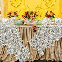 Свадьба Александра и Александры в осеннем стиле
