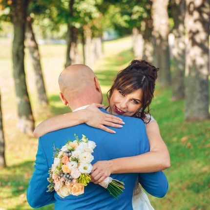 Букет невесты с изюминкой
