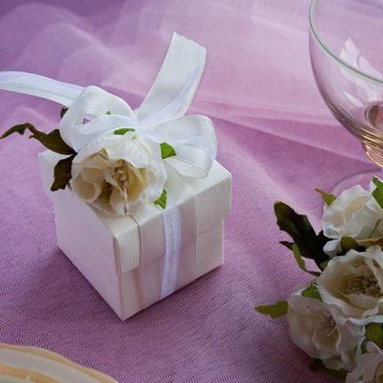 Бонбоньерки коробочки из коллекции Английский сад, цена за 1 шт