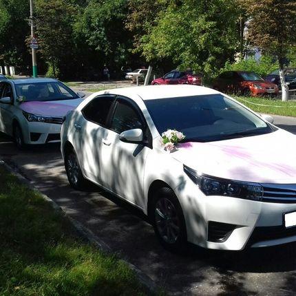 Toyota Corolla в аренду