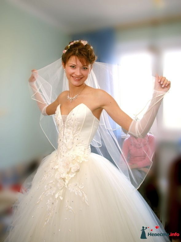 невеста. - фото 105059 viklad