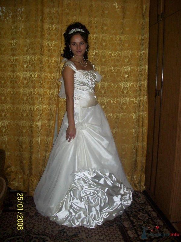 Свадебный комплект Яна - фото 63122 Ателье свадебной и вечерней одежды Ирины Балявиной