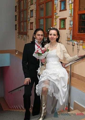 Комплект свадебный Зиля - фото 63131 Ателье свадебной и вечерней одежды Ирины Балявиной