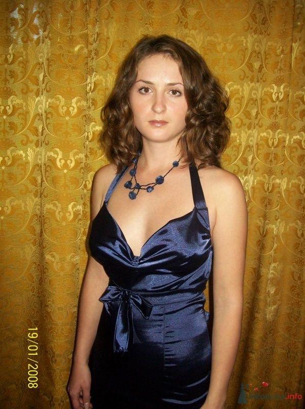Платье с открытой спиной и украшение ручной работы - фото 63236 Ателье свадебной и вечерней одежды Ирины Балявиной
