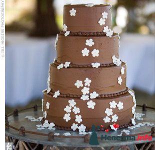 Фото 109043 в коллекции Коричневый торт