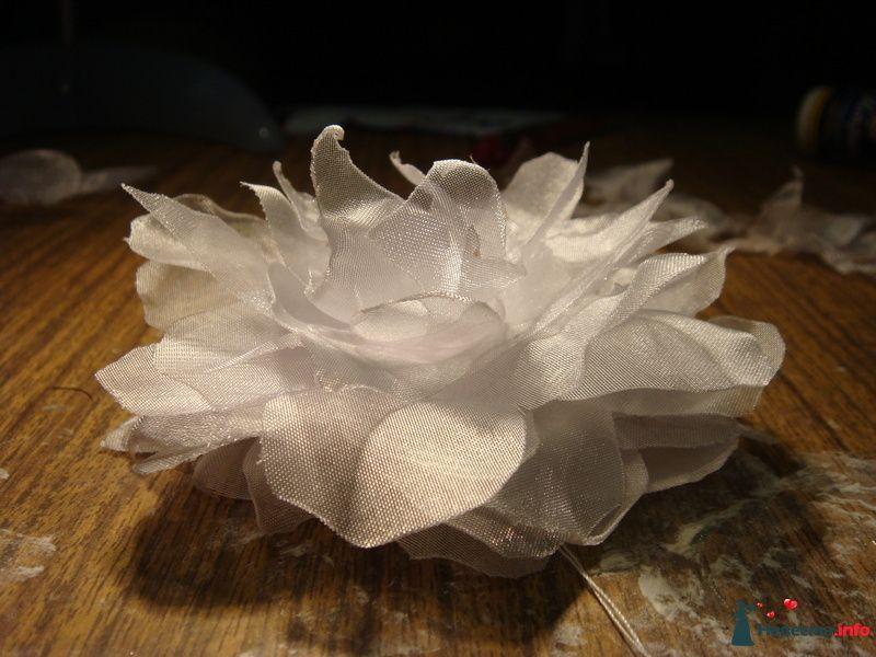 Фото 104452 в коллекции Мастер-класс Цветы из органзы - Lustra