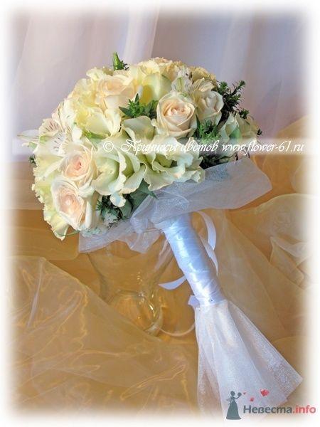 Букет невесты от Принцессы Цветов
