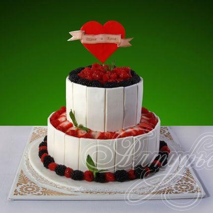 Свадебный торт 524