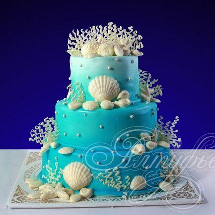 Свадебный торт 527