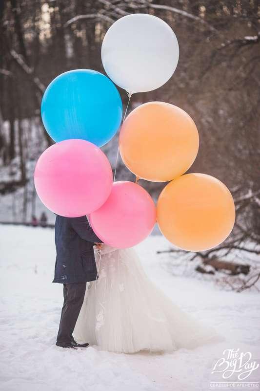 Фото 2407557 в коллекции Свадьба Нади и Максима - Свадебное агентство The Big Day Agency