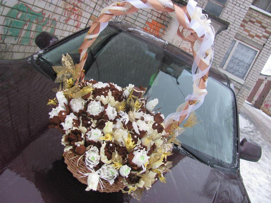 Фото 1488501 в коллекции Сладкие подарки молодоженам - Olga Kalyakina - свадебные аксессуары