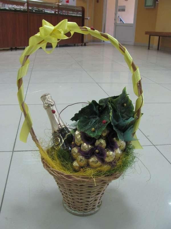 Фото 1488535 в коллекции Сладкие подарки молодоженам - Olga Kalyakina - свадебные аксессуары