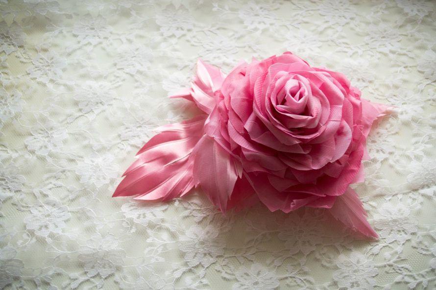 Фото 1488567 в коллекции Цветы ручной работы - Olga Kalyakina - свадебные аксессуары