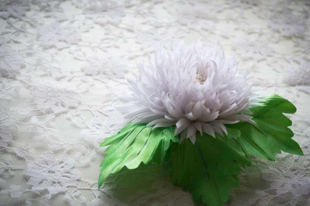 Фото 1488587 в коллекции Цветы ручной работы - Olga Kalyakina - свадебные аксессуары