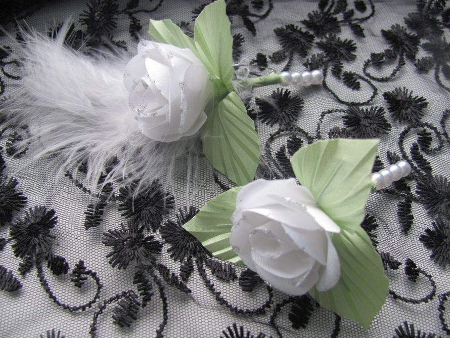 Фото 1488601 в коллекции Цветы ручной работы - Olga Kalyakina - свадебные аксессуары
