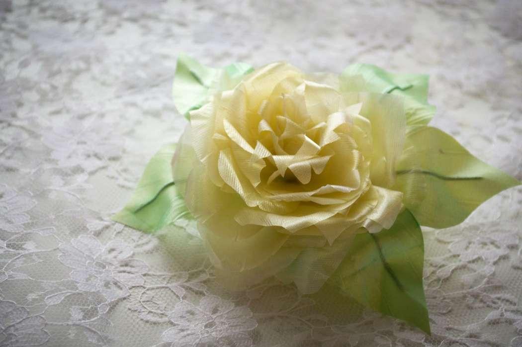 Фото 1488613 в коллекции Цветы ручной работы - Olga Kalyakina - свадебные аксессуары