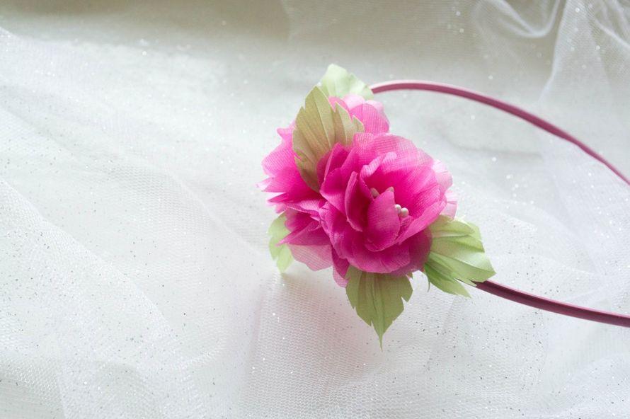 Фото 1488627 в коллекции Цветы ручной работы - Olga Kalyakina - свадебные аксессуары