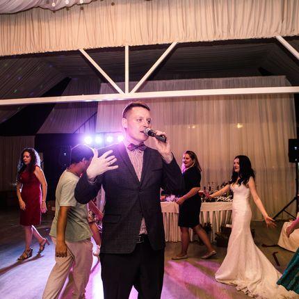 Организация и проведение свадьбы, 5 часов + живой вокал + Dj