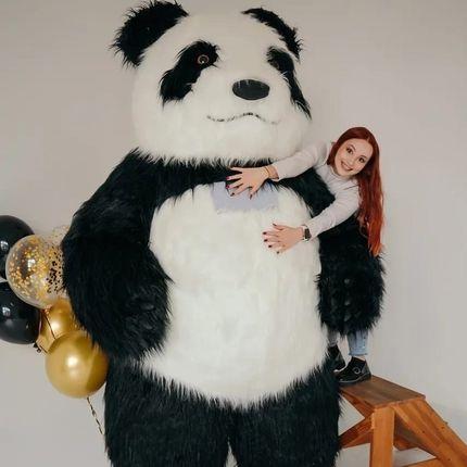 Поздравление от Панды-гиганта