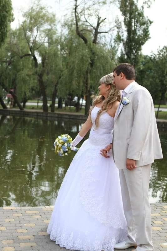 "Наша невеста Анна Яковлева - фото 4580419 Свадебный салон ""Леди Виктория"""