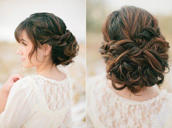 Причёски на свадьбу для дружки на длинные волосы
