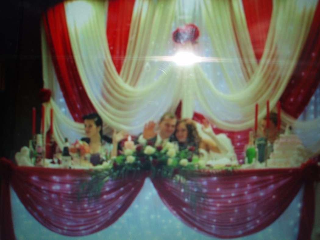 Фото 891987 в коллекции оформление банкетного зала - Шангараева Э. Б. - свадебный декор