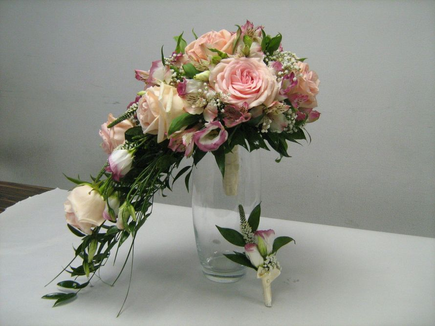 Фото 875853 в коллекции Мои фотографии - Ах! Цветы - Свадебный декор