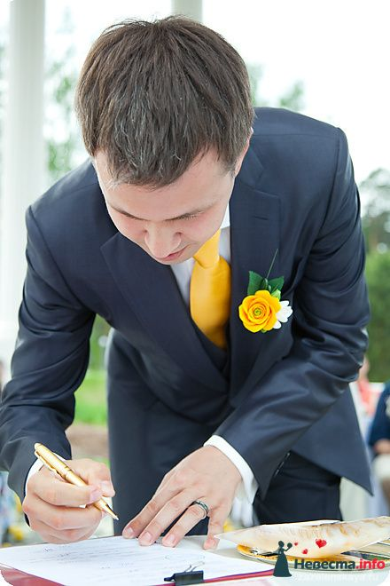 Фото 108570 в коллекции My lemon&camomile wedding - Shuga