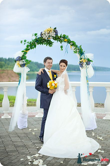 Фото 108671 в коллекции My lemon&camomile wedding - Shuga