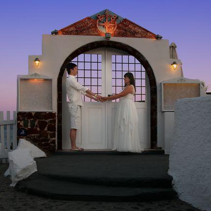 Символическая церемония в Афинах