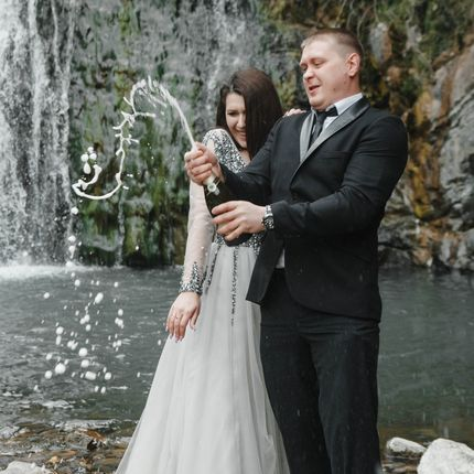 """Организация экспресс-свадьбы """"Для двоих"""""""