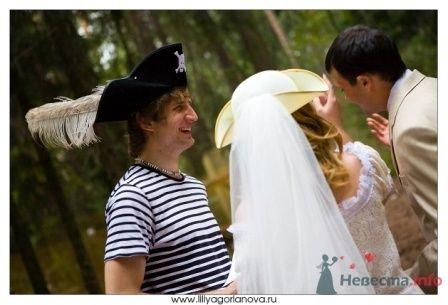 """Тематическая  """"Пиратская Свадьба"""". - фото 3556 Невеста01"""