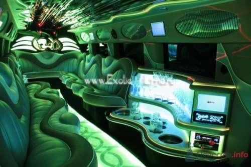Фото 4209 в коллекции Лимузин Hummer H2 - Экзотические лимузины - аренда лимузинов