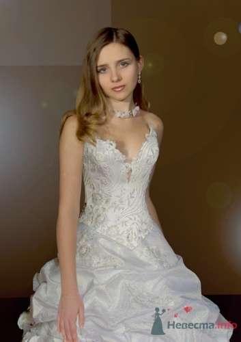 Фото 6185 в коллекции Свадебные платья -  Ledi-X - свадебные платья