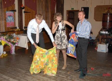 Мой размерчик - фото 8476 Ведущие - Олег и Екатерина Лунёвы