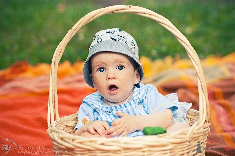 Фото 32843 в коллекции Детское и семейное фото - Фотограф Радосвет Лапин