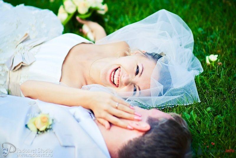 Фото 48164 в коллекции Свадебное фото - Фотограф Радосвет Лапин