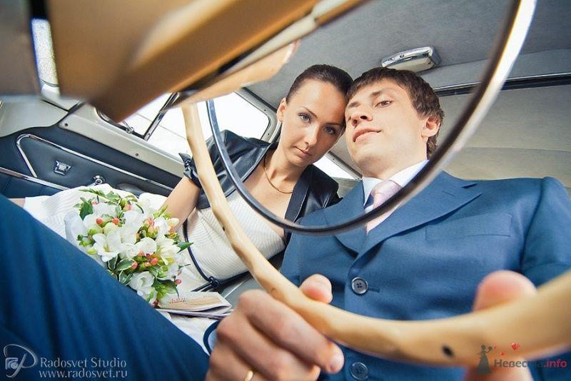 Фото 52636 в коллекции Свадебное фото - Фотограф Радосвет Лапин