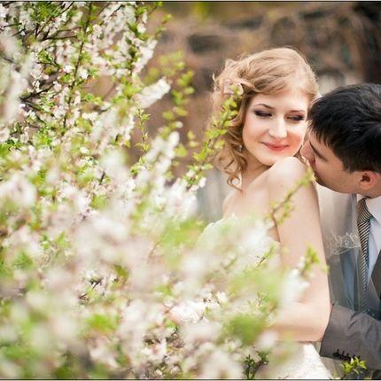 Фотосъёмка свадьбы, полный день