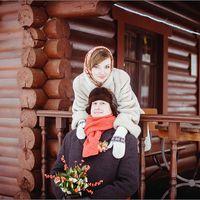 Свадебное фото зимой
