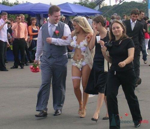 Фото 10809 в коллекции Смешные свадьбы - Ксюня