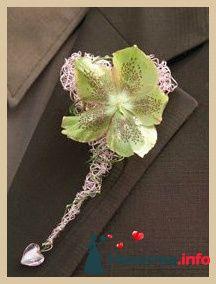 Фото 90173 в коллекции Букет невесты, подружек, и бутоньерка жениха!
