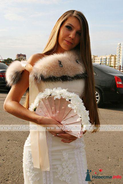 Фото 90199 в коллекции Букет невесты, подружек, и бутоньерка жениха! - Невеста Настенька