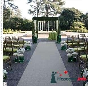 Фото 103262 в коллекции Зеленая свадьба - Невеста Настенька