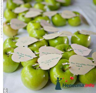 Фото 103301 в коллекции Зеленая свадьба