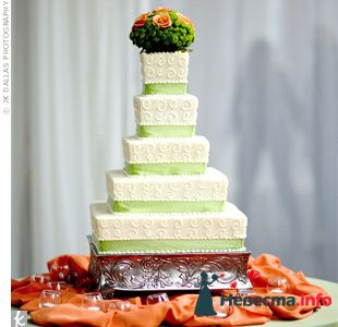 Фото 103303 в коллекции Зеленая свадьба