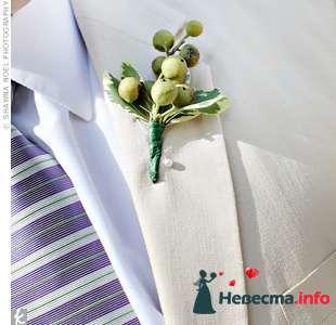 Фото 103308 в коллекции Зеленая свадьба - Невеста Настенька